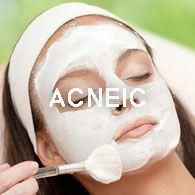 Acneic Skin Types