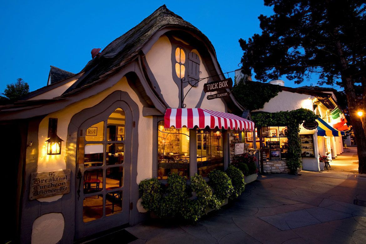 Best Places in Carmel California