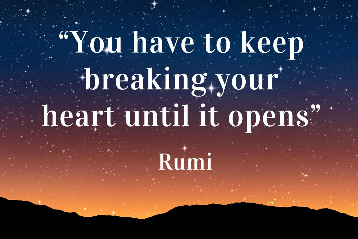 Beautiful Rumi Quotes